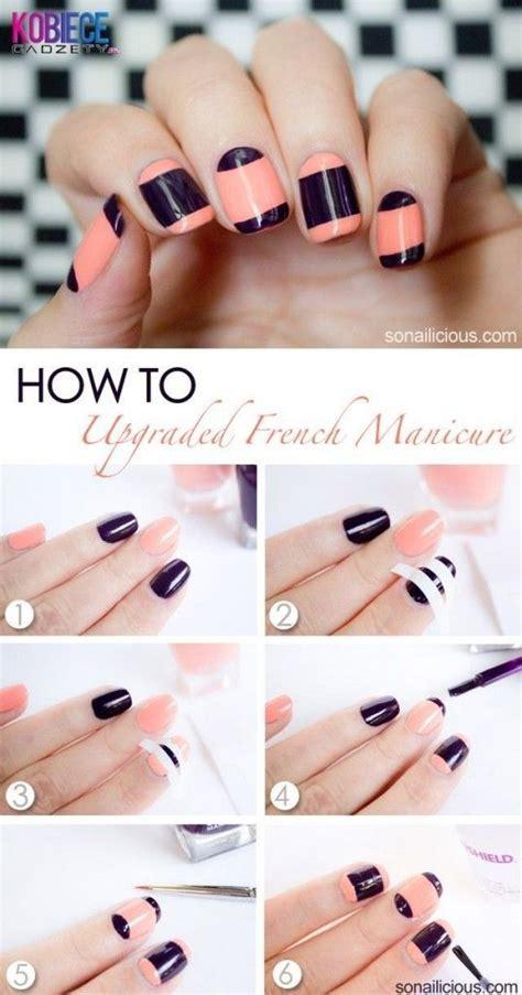 imagenes como decorar uñas 15 tutoriales sencillos para decorar tus u 241 as para