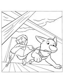 bolt coloring pages coloringpages1001 com
