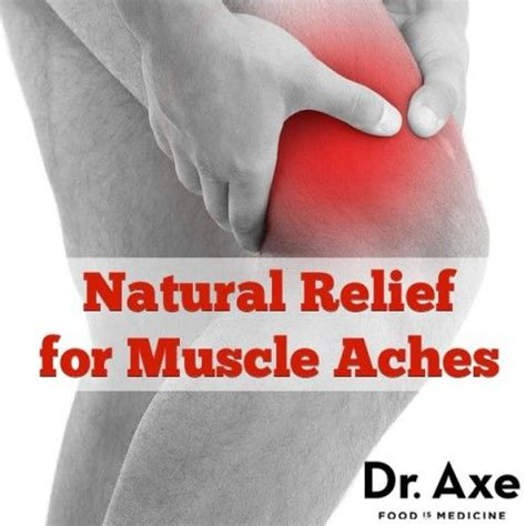 Natural remedies for muscle ache http www draxe com health