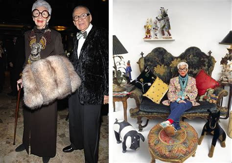 Style Icon Iris Apfel. Inspiring women of all ages!