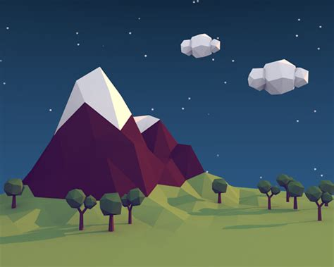 blender 3d landscape tutorial secrets to creating low poly illustrations in blender