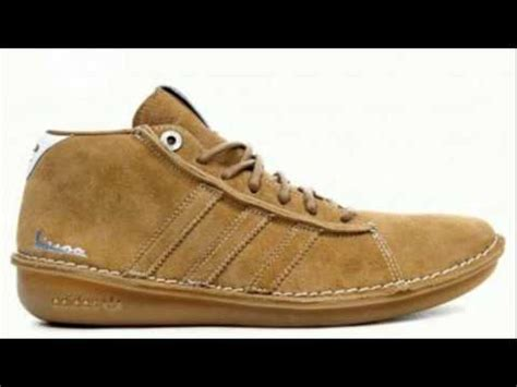 Sepatu Adidas Vespa Coklat adidas vespa