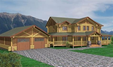 tucson house plans tucson log home plans 3405sqft streamline design