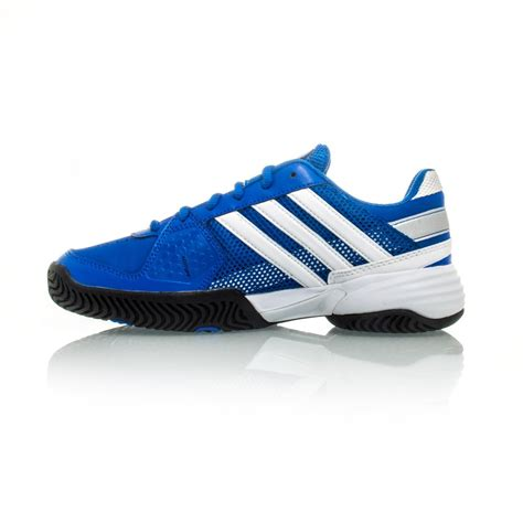 adidas shoes for boys adidas barricade team 3 xj boys tennis shoes blue