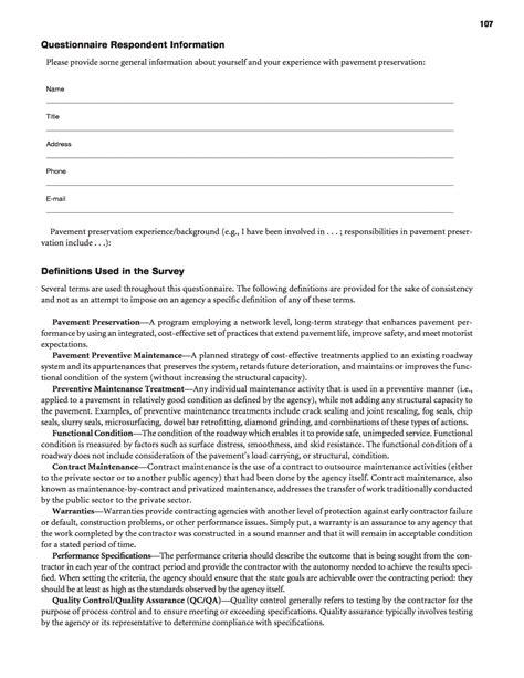 general survey form form general survey form