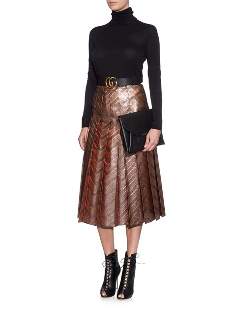 Dress Viblack Gg gucci gg logo leather belt in black lyst