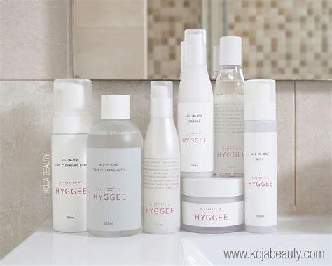 hyggee cruelty  korean skincare brand review koja