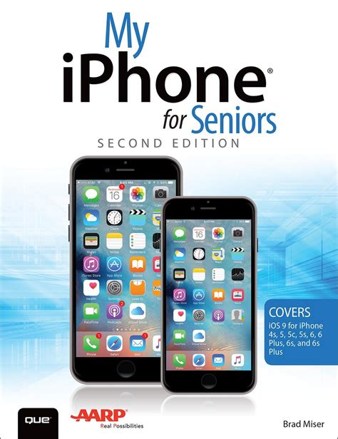 my iphone for seniors covers ios 9 for iphone 6s 6s plus 6 6 plus 5s 5c 5 and 4s 2nd