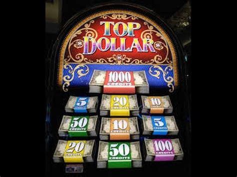 top dollar slot machine bonus wins youtube