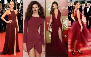 the many looks of marsala pantone colour of the year