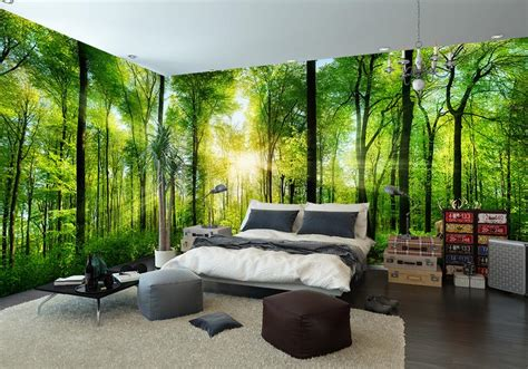style  wallaper living room custom hd forest