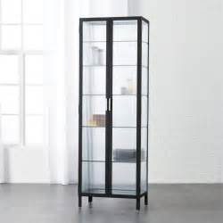 tall glass bathroom cabinets odean large glass cabinet