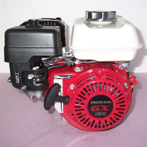 Honda Gx120 Honda Gx120 Qx2 3 4 Quot Horizontal Shaft 4 Hp Engine