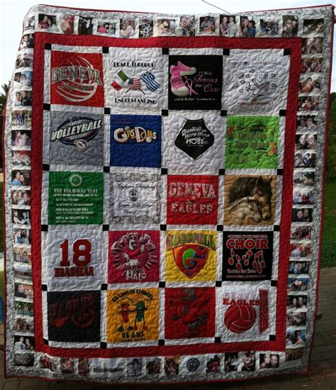 Graduation Quilts by Custom Memory Quilts Home