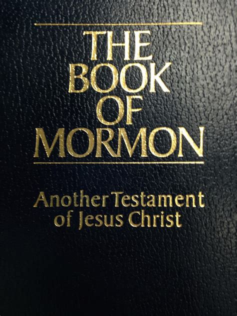 mormon books mormons react to quot the book of mormon quot musical coming to