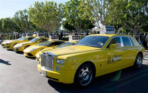 Rolls Royce Cab Top Gear Usa S Taxi Cab Fleet Visits Cars And Coffee