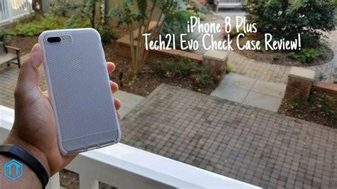 iphone 8 plus tech21 evo check review