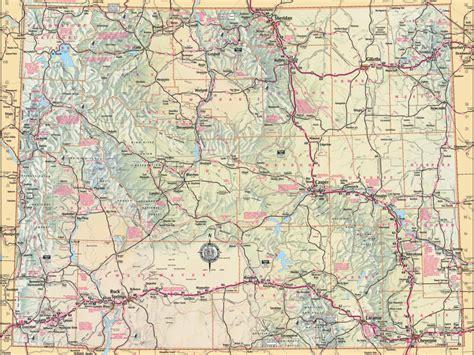 wydot map free wyoming travelers journal travel wyoming that s wy