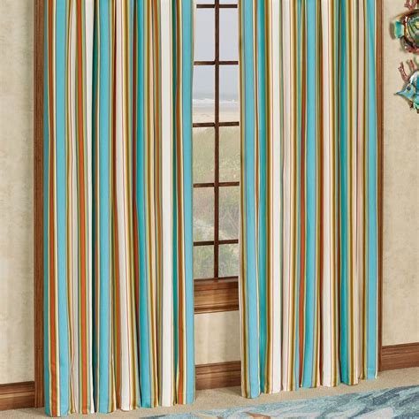 Coastal Window Curtains Island Paradise Coastal Window Treatment