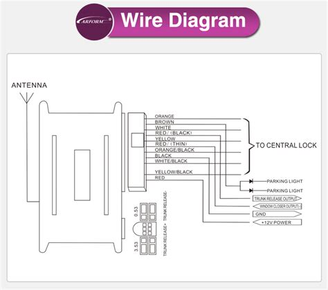 universal keyless entry wiring diagram wiring diagrams