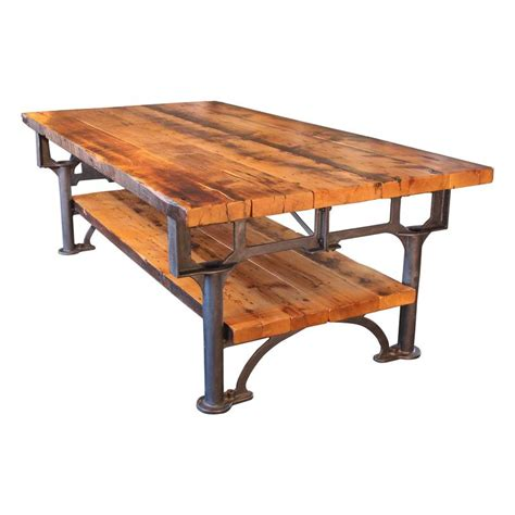 reclaimed wood kitchen tables for sale industrial reclaimed wood harvest kitchen island great
