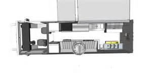truck cer floor plans custom food trucks 3d floor plan before we build your