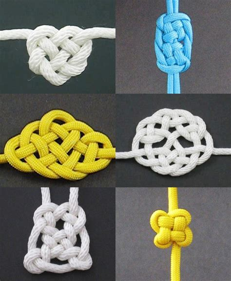 Different Types Of Macrame Knots - macrame knots tying knotwork android apps on play
