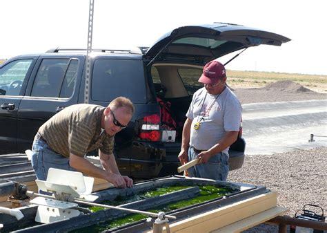 Sensor Tamu keeping an eye on the green slime of biofuels department