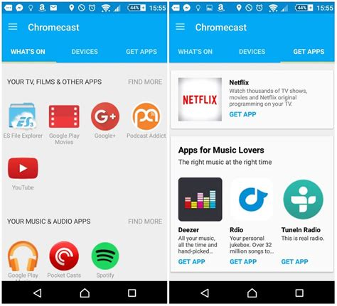 chromecast apps android chromecast 2 review does the new chromecast deliver hardware reviews androidpit