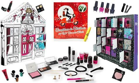 Calendrier De L Avent Maquillage Aldi Sdi Adventskalender Groupon Goods