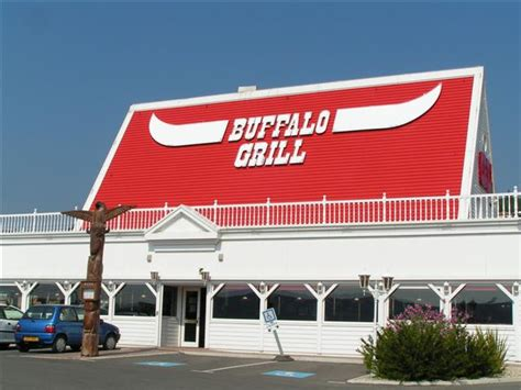 Buffalo Grill Calais by Franchise Buffalo Grill Franchise Restaurant Grill