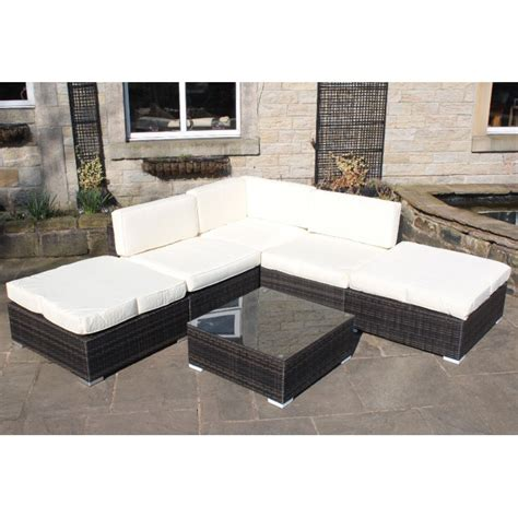 corner sofa outdoor furniture all weather rattan outdoor garden furniture corner sofa