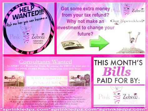 use your tax return to start a business at home 1000 images about pink zebra home on pinterest