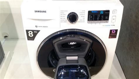 Mesin Cuci Samsung Dual Wash samsung bikin alat rumah tangga makin pintar telset