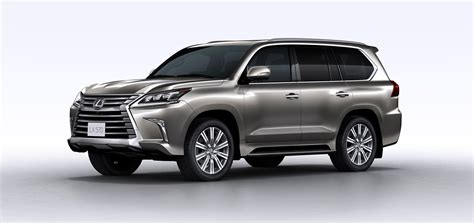 lexus suv 2016 lx 2016 lexus lx570 launchedmotoring middle east car