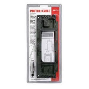 porter cable 59370 door hinge template toolbarn com