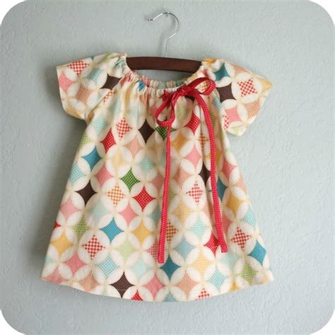 peasant dress pattern infant great pattern great fabric little girl clothes to sew