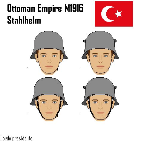 When Did The Ottoman Empire Join Ww1 Ottoman Empire M1916 Ww1 Stahlhelm Tool By Lordelpresidente On Deviantart