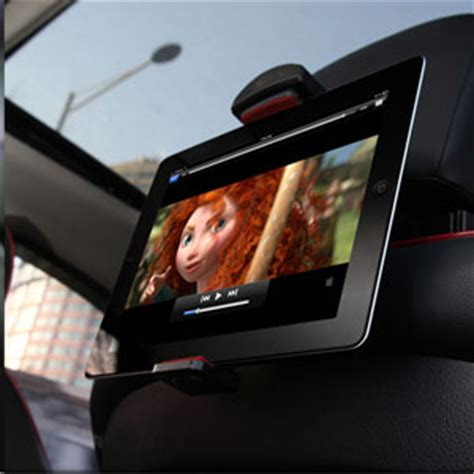 Modify Car Headrest by Exogear Exomount Tablet Headrest Mount