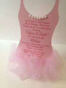 ballerina baby shower ideas baby ideas