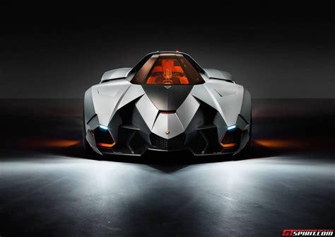 Egoista Lamborghini Official Lamborghini Egoista Gtspirit