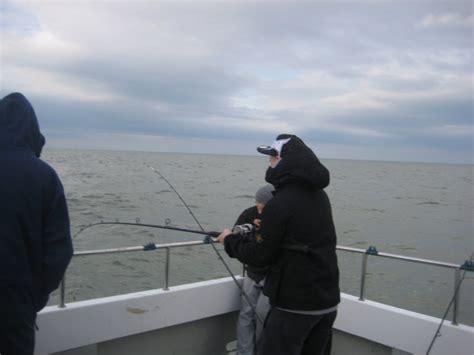 charter boat fishing rhyl rhyl charter suveran ii 28th feb 2009