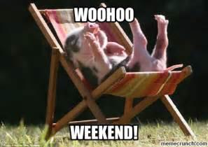 Happy Saturday Meme - happy weekend