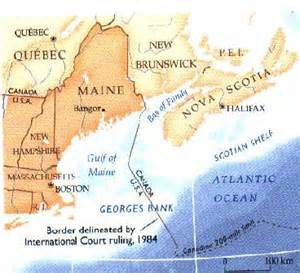maine and canada map canadainfo canada the world canada the united states
