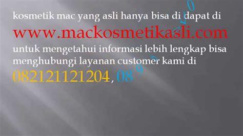 Mac Kosmetik Asli kosmetik mac asli original mac cosmetics jual m a c