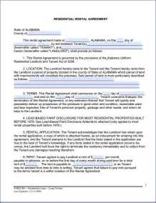 free lease template free printable rental lease agreement gameshacksfree