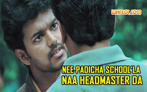 tamil movie dialogues 2016 vijay punch dialogues from the superhit tamil movie pokkiri