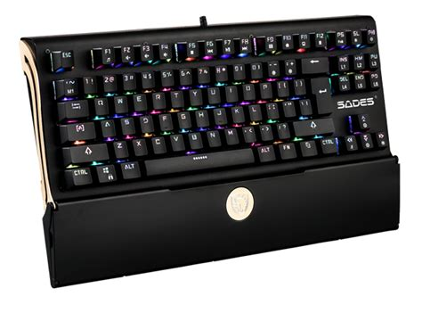 Keyboard Sades sades gaming keyboard shield sades