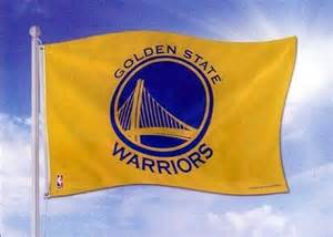 golden state colors golden state warriors nba flag 3 x 5 premium banner
