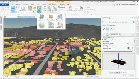 layout view arcgis landscape gis and design in harmony with esri s geodesign solutions